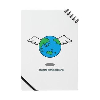 地球を大切にしよう! Notes