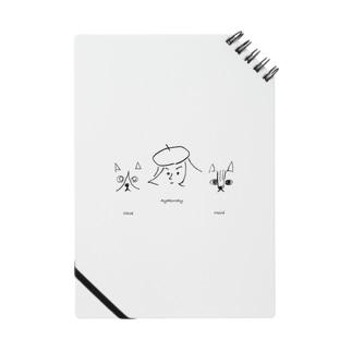 猫と下僕 Notes