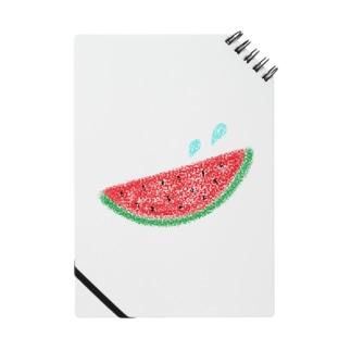 スイカと汗☆ Notes