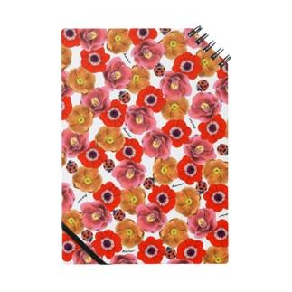 garellynaruの花とてんとう虫 Notes