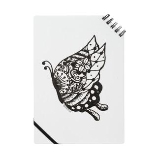 蝶々 ノート