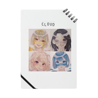 CLOUDな女の子 Notes