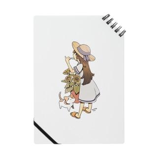 夏の魔女子さん Notes