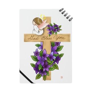 十字架にちょこんと天使ちゃん Notes