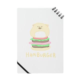 ハムバーガー Notes