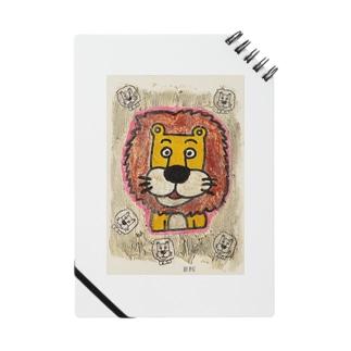 ライオンくん 銀 Notes