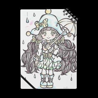 yukamimiの雨が降っても平気。 Notes