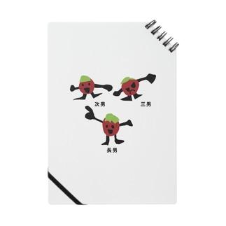 ミニトマ3兄弟 Notes
