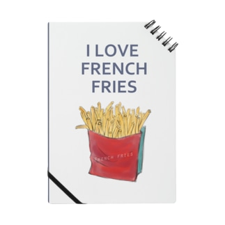 I LOVE FRENCH FRIES Notes