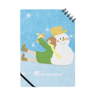ema-emama『winter-girl』 ノート