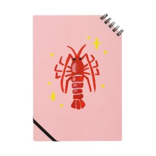 海老のノート ノート