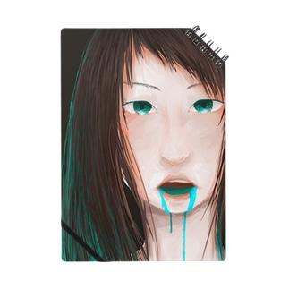 嘔吐する少女 Notes