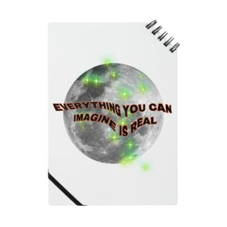everything u can imagine is real -jazlin Notes