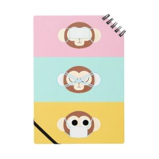 三猿マスク Notes