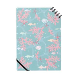 coral sea Notes