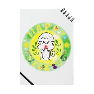 """zuci -Happy """"VEGETUS""""- 淡 Notes"""