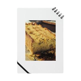 おからのパウンドケーキ ノート
