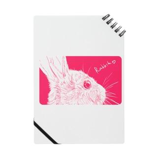 Antcreateのぴんく兔 Notes