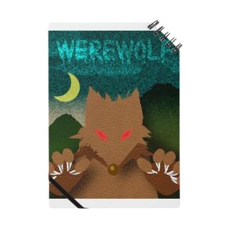 webookerの人狼(ホラーテイスト) Notebook