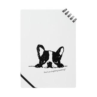 French Bulldog01 UP ノート