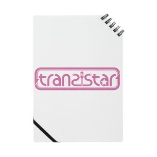 Transistor ロゴTシャツ Notes