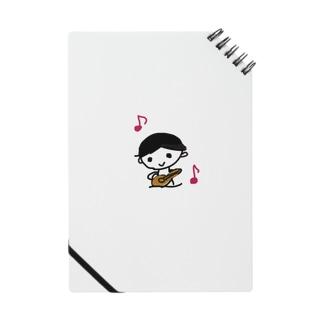 ウクレレぼうや Notes