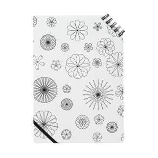 ニムニムのお部屋のなにげない花柄 Notes