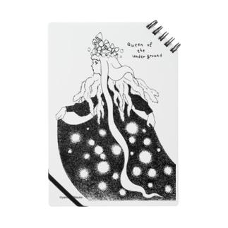 queen of the  underground  Notes