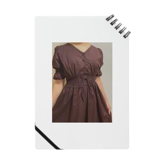 今日の私のドレスっぱいワンピース Notes