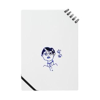 クラスメイト(安岡) Notes