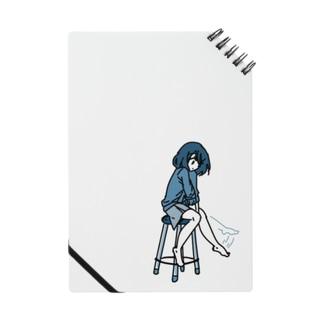 イスにすわってるせんぱい Notes