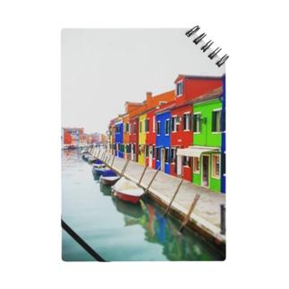 ブラーノ島 Notes