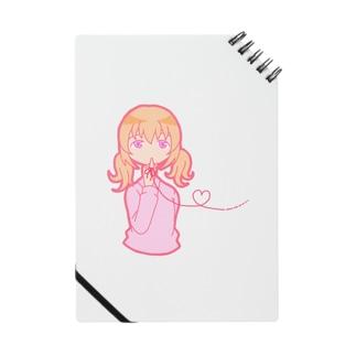 雑穀🌽林檎豆🍎のハートの赤い糸 Notes