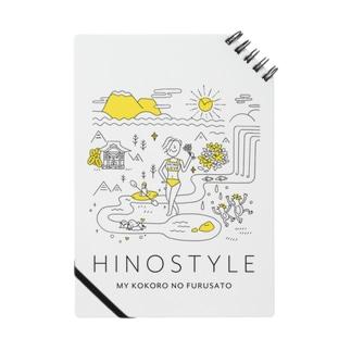 HINO_STYLE(グラマラス婆ちゃん) Notes
