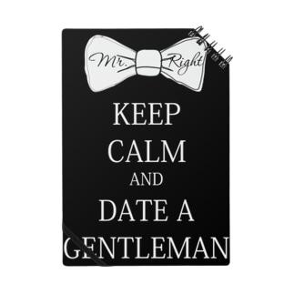 落ち着いて紳士とデートしよう Notes