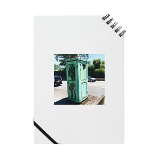 田舎電話ボックス Notes