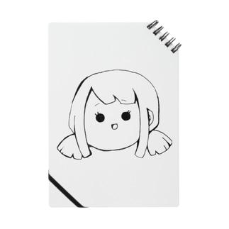 Yatamame ブランド -GIRL- Notebook