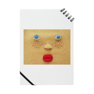 顔面ニット Notes