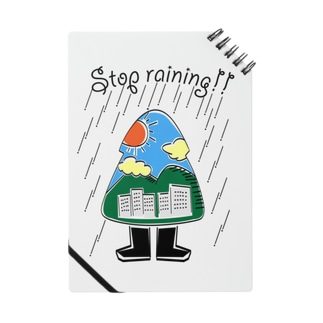 Stop raining!! (colorful) Notes