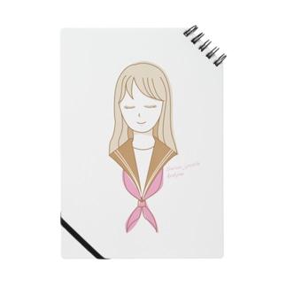 セーラー女子 Notes