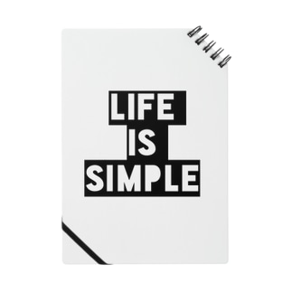 LIFE is SIMPLE Notes