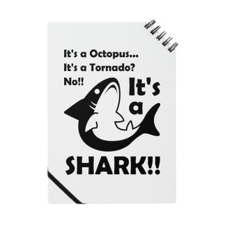 B級なサメ君 Notes