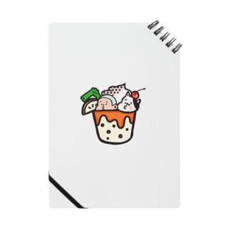びぃ助のスイーツパフェ Notes