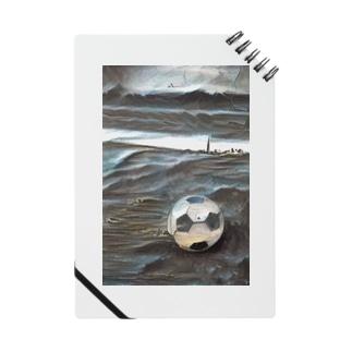 サッカーボール(波) Notes