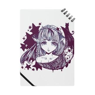 三日月猫娘 緋 Notes