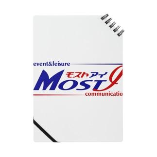 モストアイロゴ(イベント&レジャー) Notes