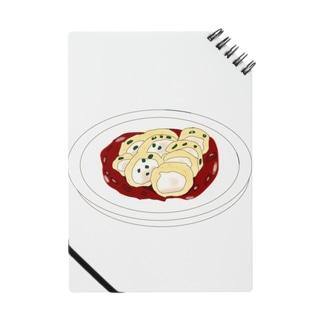 かしわ天〜たるジュレ(パプリカ風味)withわさわさ葉っぱ Notes