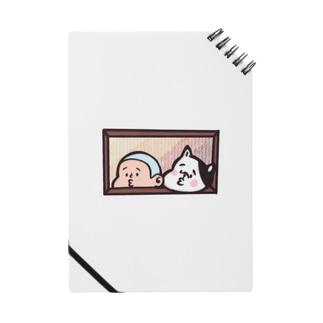 びぃ助と犬の窓からひょっこり Notes