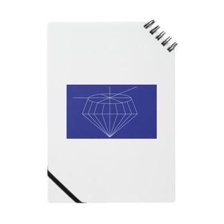 jewelruna dark blue ノート
