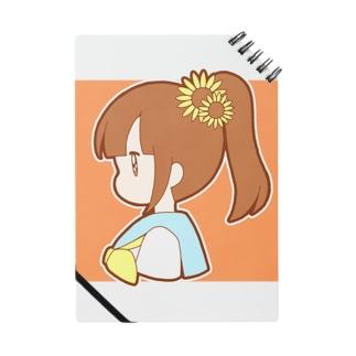 ひまわりポニテちゃん Notes